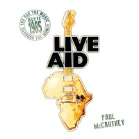 Paul McCartney - Let It Be (Live at Wembley Stadium, 13th July 1985)