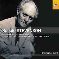 Christopher Guild - Stevenson: Piano Music, Vol. 5