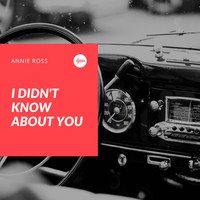 Annie Ross - I Didn't Know About You