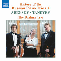 Brahms Trio - History of the Russian Piano Trio, Vol. 4
