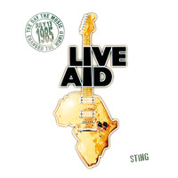 Sting - Sting at Live Aid (Live at Wembley Stadium, 13th July 1985)