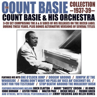 Count Basie - The Count Basie Collection 1937-39