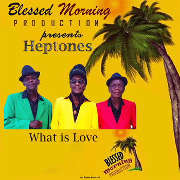 Heptones - What Is Love