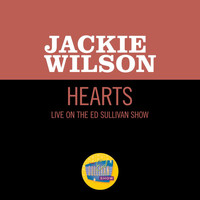 Jackie Wilson - Hearts (Live On The Ed Sullivan Show, April 1, 1962)
