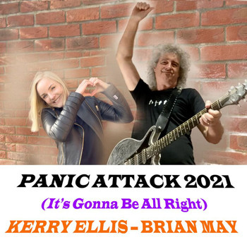 Brian May - Panic Attack 2021 (It's Gonna Be Alright)