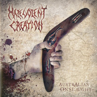 Malevolent Creation - Australian Onslaught (Live [Explicit])