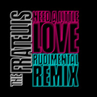 The Fratellis - Need a Little Love (Rudimental Remix)