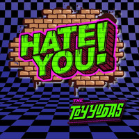 The Toy Yodas - Hate You!