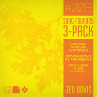 Jed Davis - Song Foundry 3-Pack #003 (Explicit)