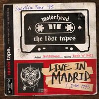 Motörhead - The Löst Tapes Vol. 1 (Live in Madrid 1995 [Explicit])