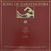 Song Of Zarathustra - A View from High Tides