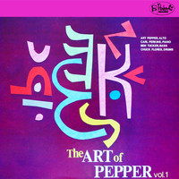 Art Pepper - The Art of Pepper, Vol. 1