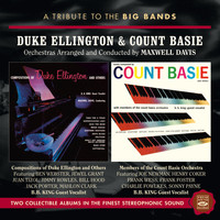 Maxwell Davis - A Tribute to the Big Bands: Duke Ellington & Count Basie