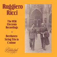 Ruggiero Ricci - Beethoven, Sarasate & Others: Chamber Works