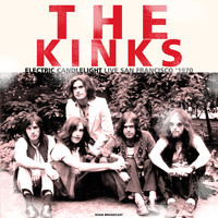 The Kinks - Electric Candlelight (Live 1970)